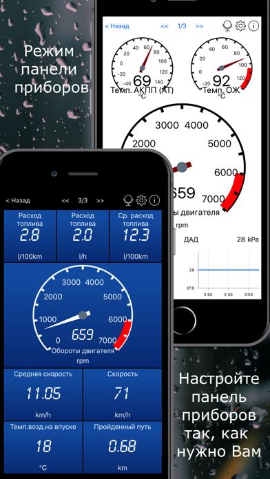 Screenshot for Car Scanner ELM OBD2 in Russian Federation App Store