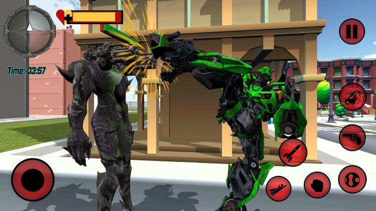 Multi Transformable Robot Hero screenshot-6
