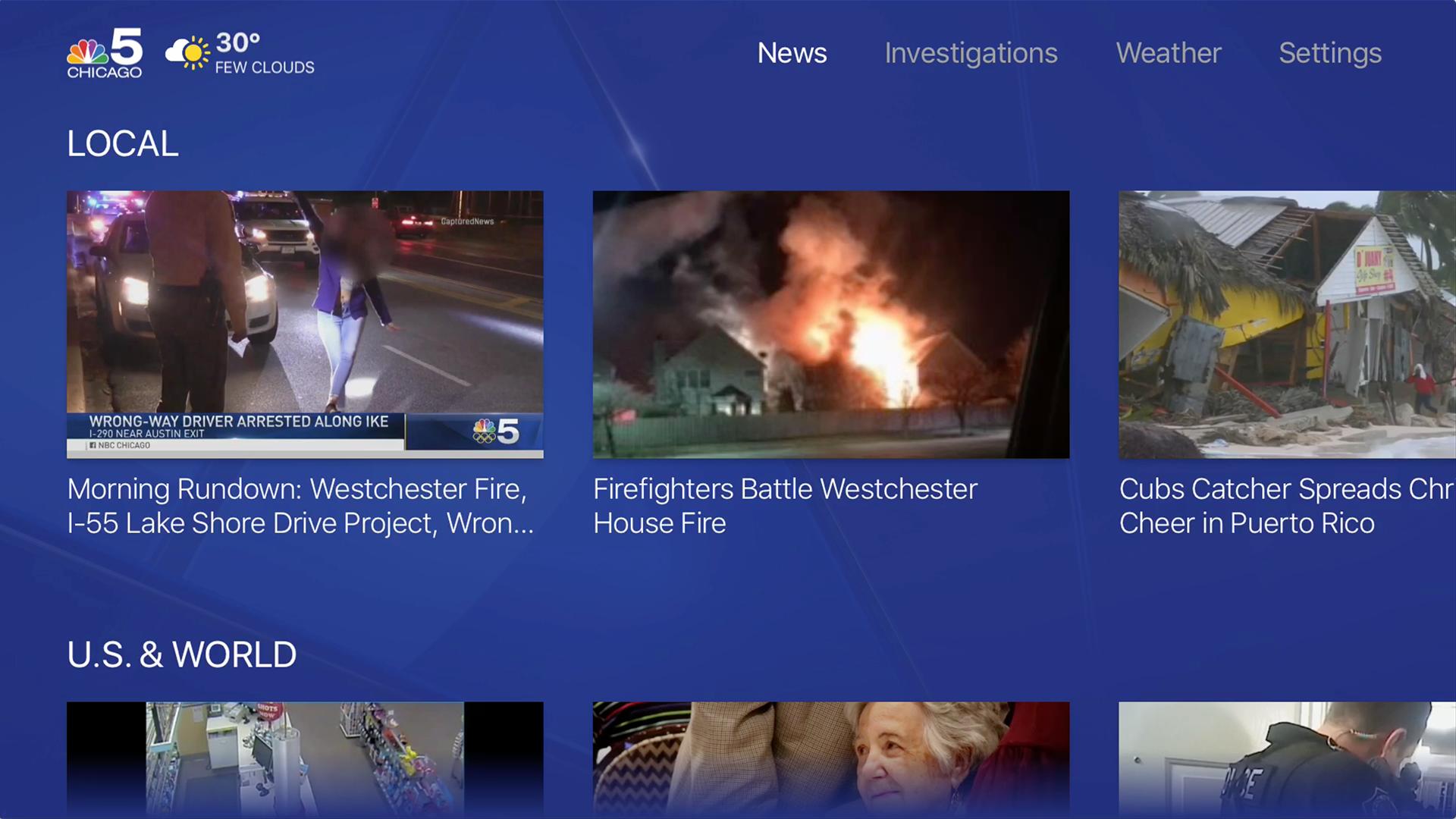 NBC 5 Chicago screenshot 15