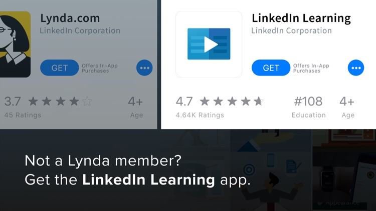 Lynda.com screenshot-1