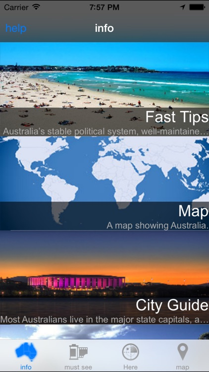 Australia - Travel Guides screenshot-0