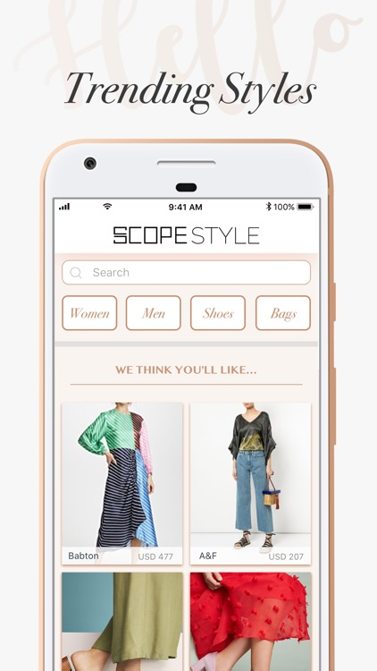 ScopeStyle: Fashion & Trends
