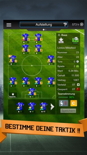 Goal Fussball Manager Im App Store