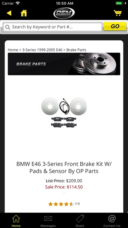 OEM Bimmer Parts Store