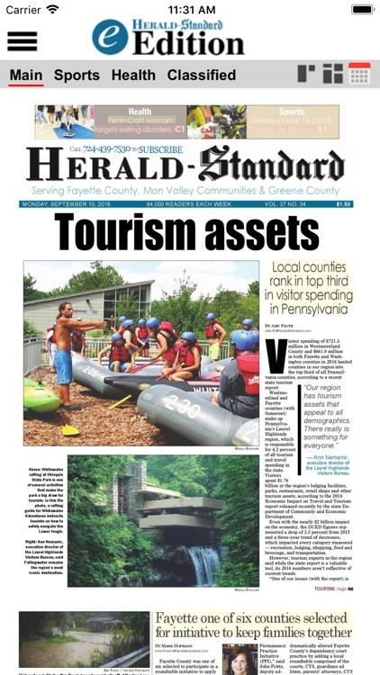 HeraldStandard com e-Edition by Presteligence