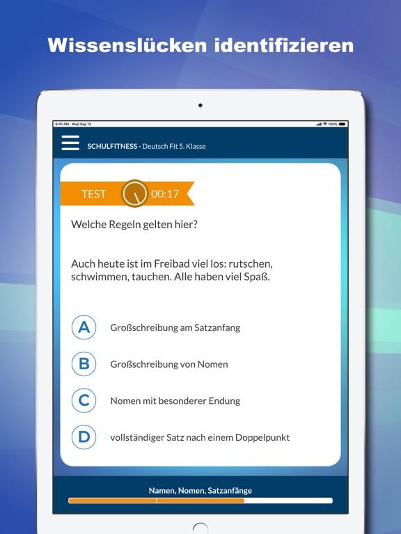 Deutsch Fit 5. Klasse screenshot 6