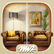 Find the Difference.s Rooms – Picture Hunt Puzzle icon