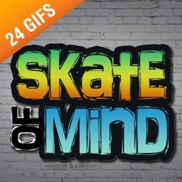 Skate of Mind iSticker