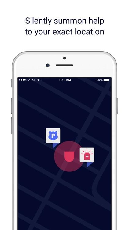 Noonlight - formerly SafeTrek screenshot-3