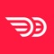 DoorDash is a simple and fun food delivery app that takes a more visual approach to things