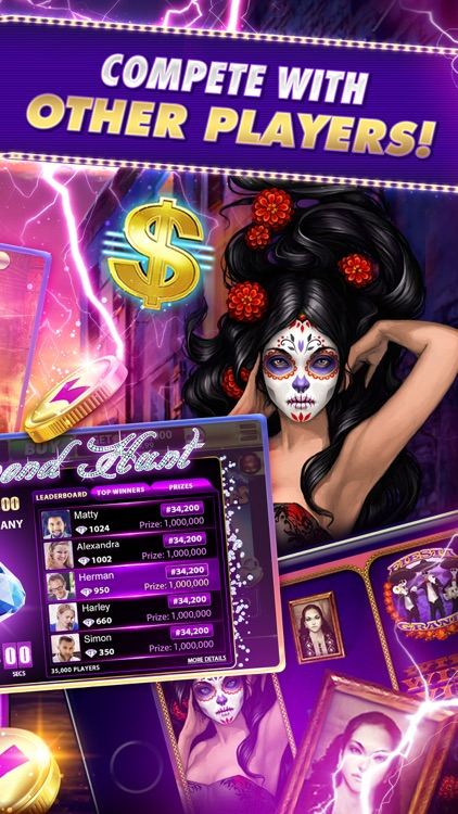Slots Craze: New Vegas Casino screenshot-4