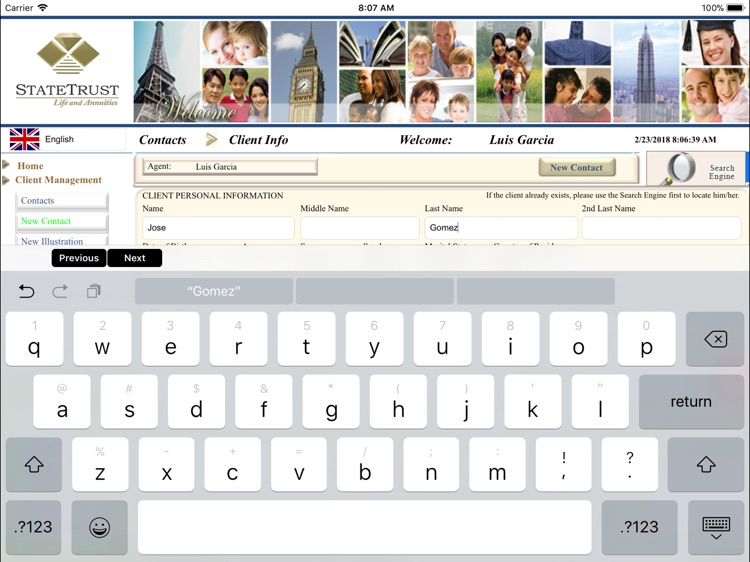 StateTrust Life Virtual Office screenshot-4