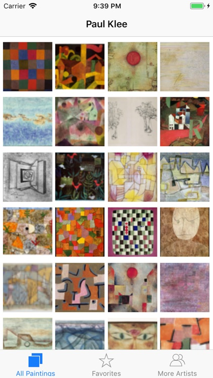 Paul Klee 230 Paintings