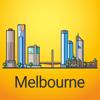 Melbourne Travel Guide Offline