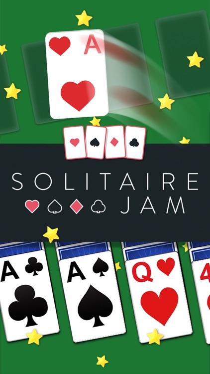 Solitaire Jam screenshot-3