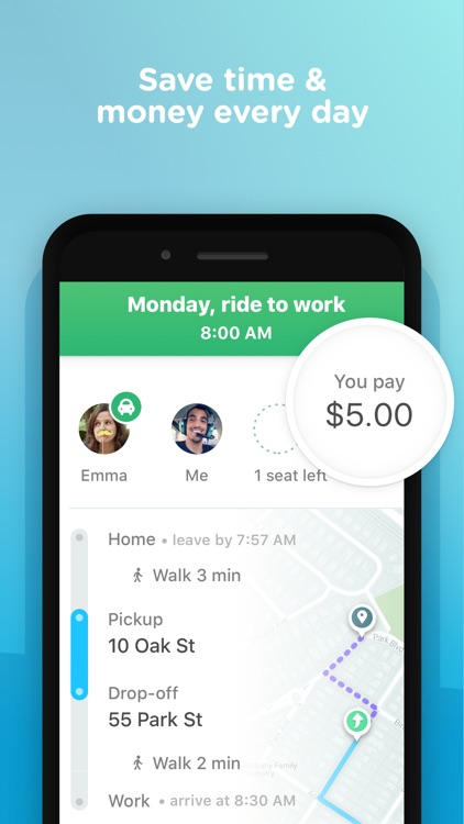 Waze Carpool screenshot-3
