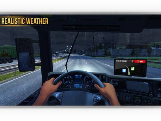 Truck Simulator 2018 : Europe screenshot 13