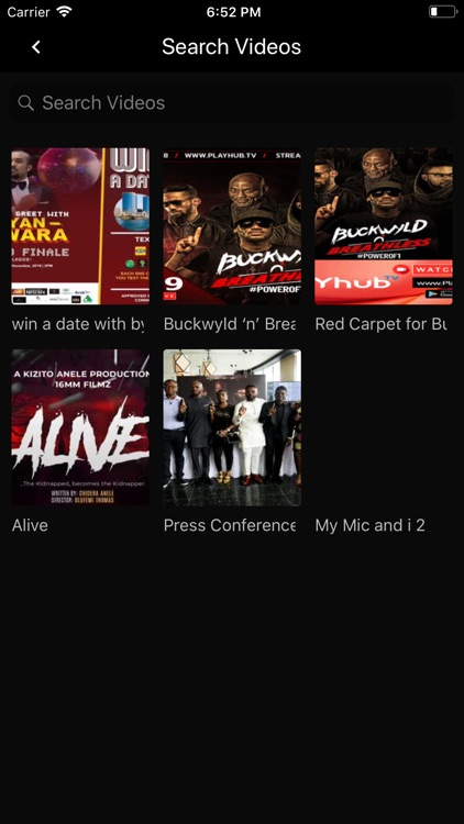 Playhub TV screenshot-3