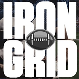 Iron Grid Football Box Pools