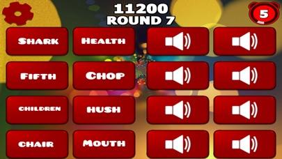 Blending Sounds - English Game screenshot