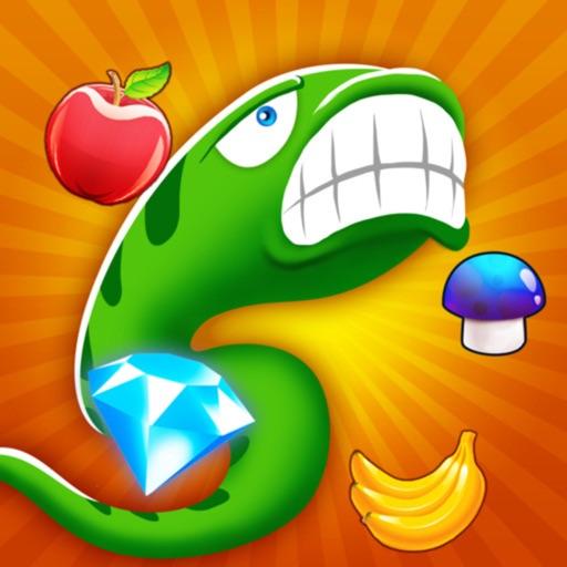 嗯吃蛇大作战-蛇蛇吃球球休闲游戏