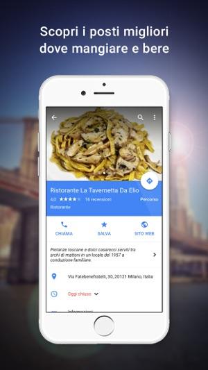 Google Maps - Navigazione GPS Screenshot