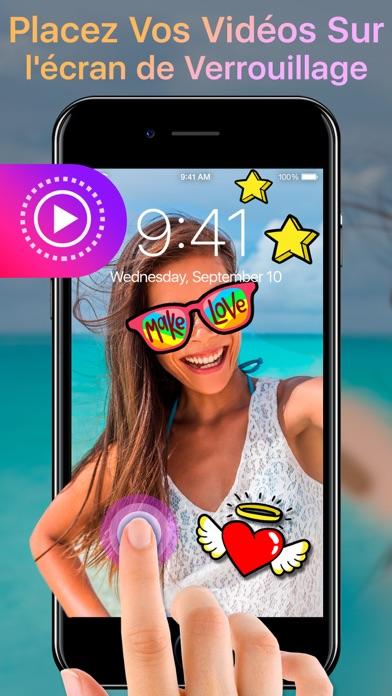 download Fonds d'écran Animés & Themes apps 6