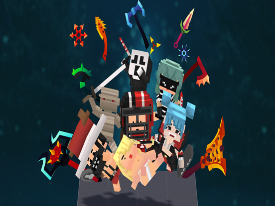 Throws io -Block Battle Royale   App Price Drops