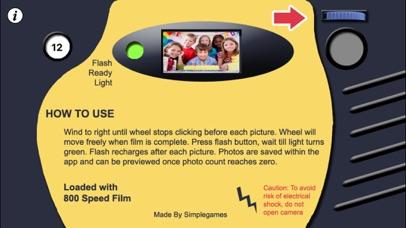 Dispokam - A Disposable Camera - App Download - Android Apk App Store