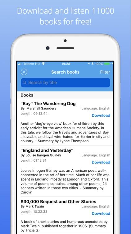SmartBook - Audiobook Player