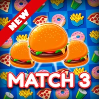 Codes for Super Burger Match 3 Deluxe HD Hack