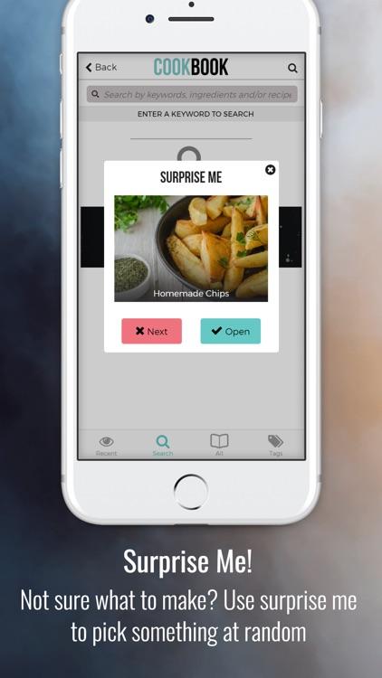 CookBook - The Recipe Manager screenshot-8