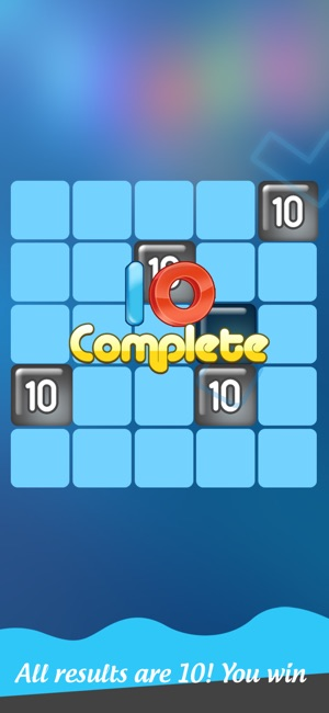 10 Complete on the App Store