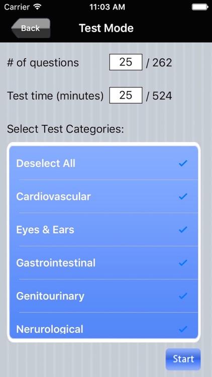 CEN Emergency Nurse Exam Prep screenshot-3