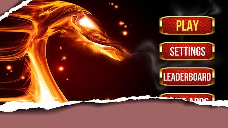 Clash Of Dragons - Fire Attack screenshot-3