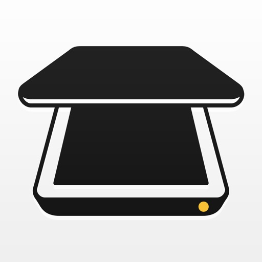 iScanner - PDF Scanner App. application logo