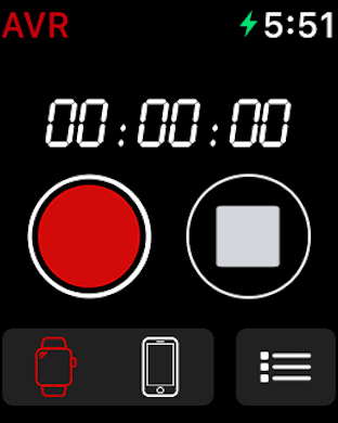 Screenshot #9 for Awesome Voice Recorder PRO AVR