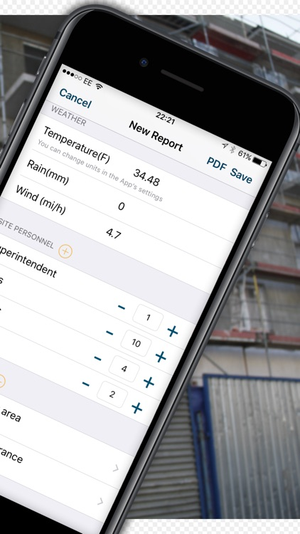 iNeo Pro - Daily Site Reports