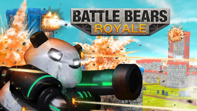 BattleBears Royale screenshot-0