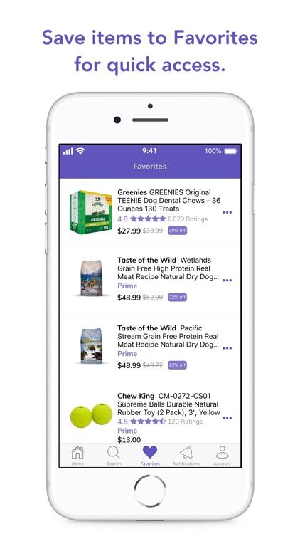 Mochi: Pet Supplies for Amazon screenshot-3