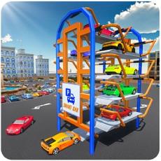 Activities of Smart Car Parking – Multi Level Parking Master
