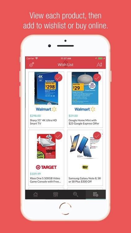 Black Friday 2017 Ads Shopping screenshot-4