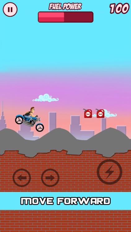 Offroad Moto Rider Challenge