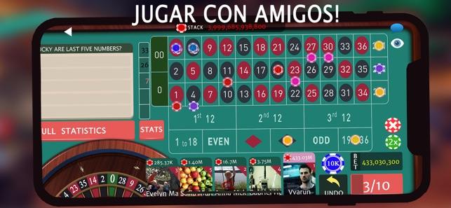 juego de casino app store