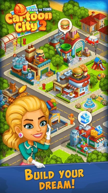 Cartoon City 2 screenshot-4