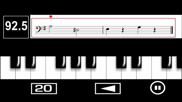 Piano Sheet Reading screenshot-5