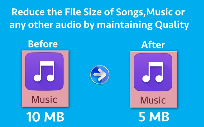 Download Music Size Compressor for Android
