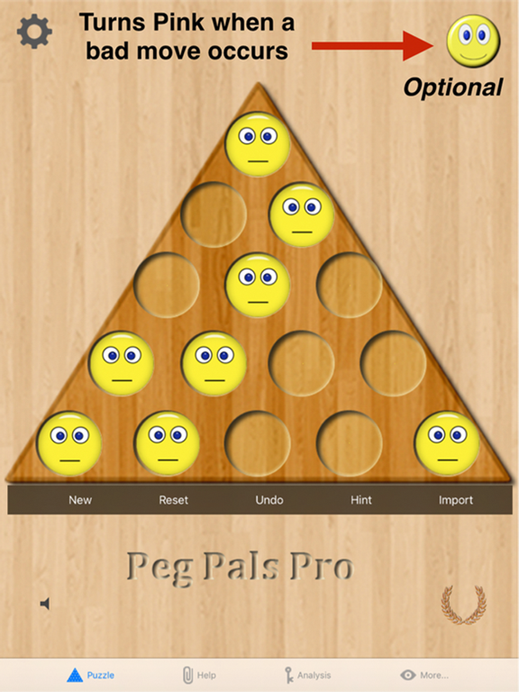 Peg Pals Pro - Peg Solitaire Screenshots