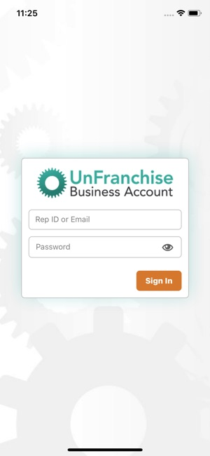 how to cancel unfranchise account
