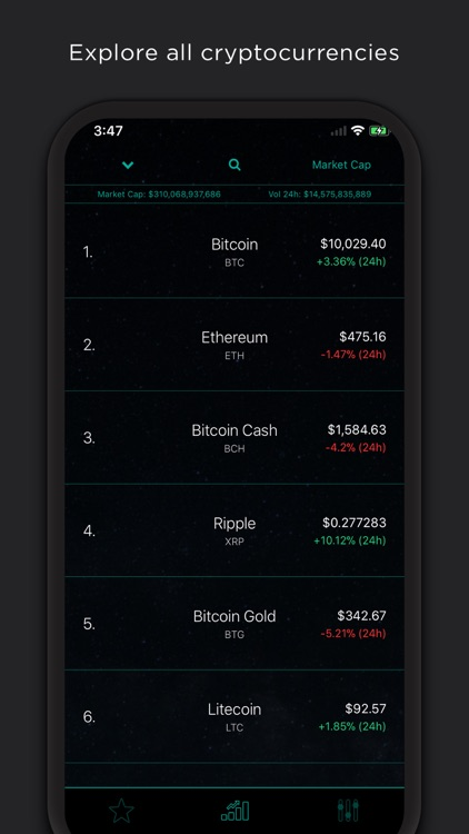 CryptoRankr screenshot-0